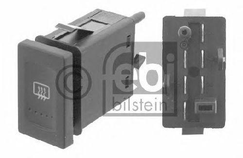 FEBI BILSTEIN 24741 - Switch, rear window heating