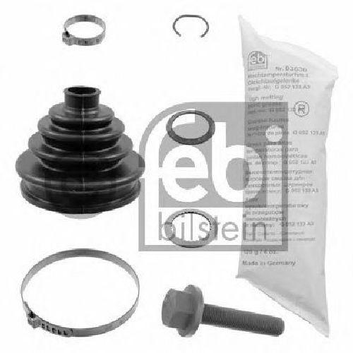 FEBI BILSTEIN 01170 - Bellow Set, drive shaft Wheel Side   Front Axle