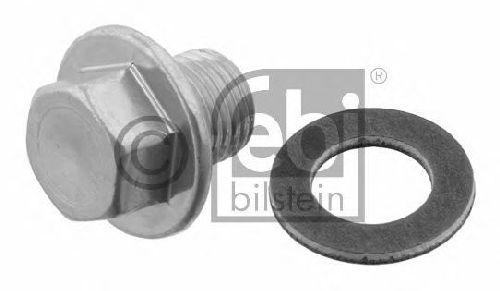 FEBI BILSTEIN 30264 - Oil Drain Plug, oil pan LEXUS, TOYOTA, DAIHATSU