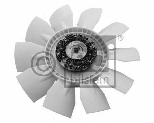 FEBI BILSTEIN 31461 - Fan, radiator RENAULT TRUCKS