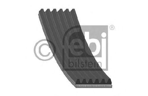 FEBI BILSTEIN 6PK1015 - V-Ribbed Belts