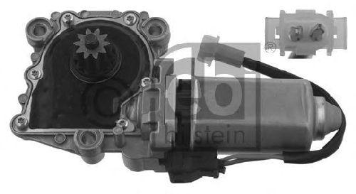 FEBI BILSTEIN 35603 - Electric Motor, window lift Left SCANIA