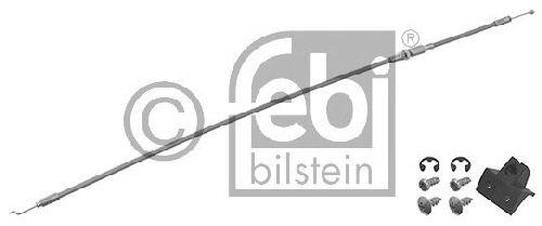 FEBI BILSTEIN 39316 - Control, seat adjustment Left