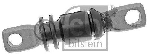 FEBI BILSTEIN 41591 - Control Arm-/Trailing Arm Bush Lower | Front Axle left and right | Front | Rear KIA, HYUNDAI