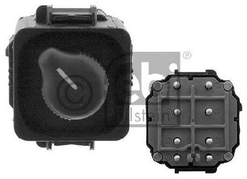 FEBI BILSTEIN 46403 - Switch, mirror adjustment MERCEDES-BENZ