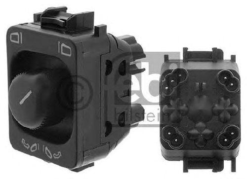 FEBI BILSTEIN 46496 - Switch, mirror adjustment