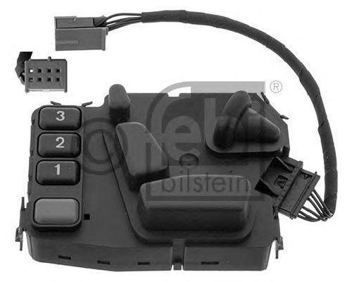 FEBI BILSTEIN 46560 - Control Unit, seat adjustment Driver side
