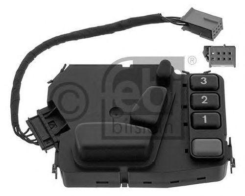 FEBI BILSTEIN 46561 - Control Unit, seat adjustment Right MERCEDES-BENZ
