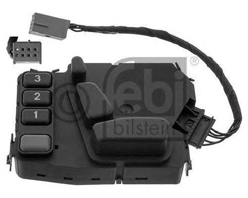 FEBI BILSTEIN 46562 - Control Unit, seat adjustment Left MERCEDES-BENZ
