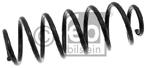 FEBI BILSTEIN 46833 - Coil Spring Rear Axle FORD