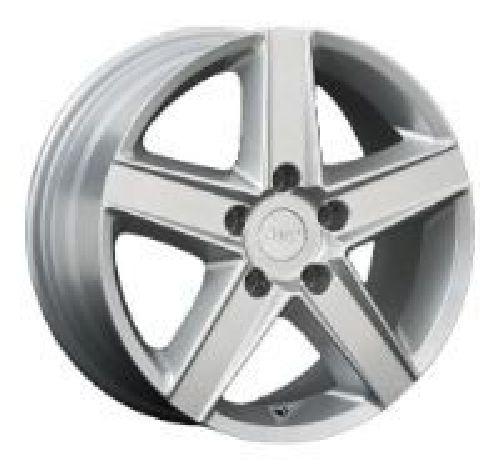 Replica CR5 9x20/5x127 D71.6 ET34 Silver