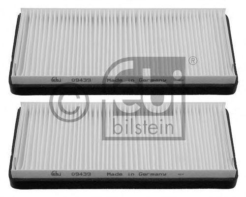 FEBI BILSTEIN 12618 - Filter, interior air